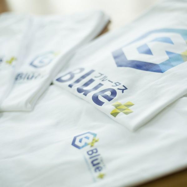 Blue+(ブルータス)オリジナルTシャツ