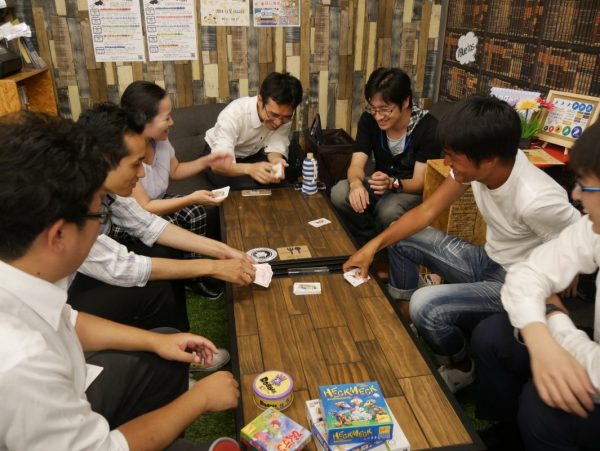 ※日程注意※ 2018年12月19日 もくもく会×ボードゲーム @ コワーキングスペース ブルータス | 大阪市 | 大阪府 | 日本