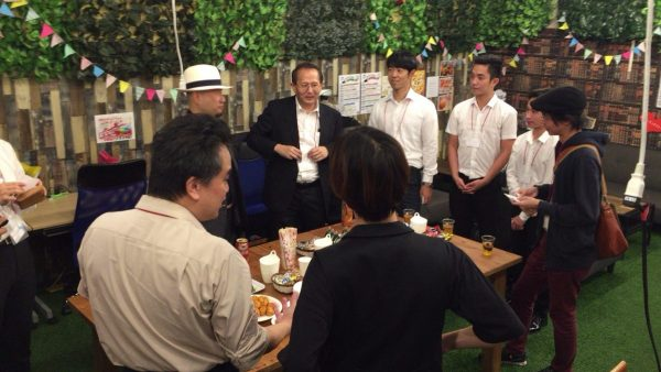 気軽に語り合う ベンチャー×ITエンジニア交流会 @ コワーキングスペースBlue+ | 大阪市 | 大阪府 | 日本