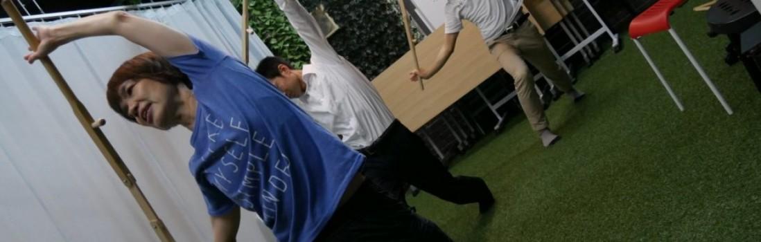 【イベント報告】からだスッキリ体操体験してみました!