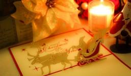 印象に残るフリーランスの仕事術! 今年の締めくくりはクリスマスカードで。