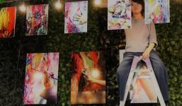 【イベント】小西 広恵写真展 ~art fusion「hikari.」 vol.1 設営編