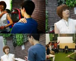 【インタビュー】すっきり体操~楮原さんにインタビューしました^^